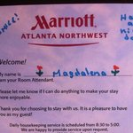Φωτογραφία: Atlanta Marriott Northwest at Galleria