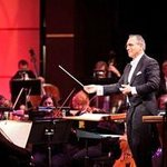 Neal Gittleman conducts the Dayton Philharmonic Orchestra at the Schuster Cent