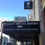 Montgomery's Private Hotel & YHA Backpackers Foto