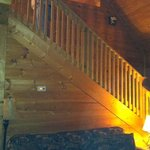 Billede af Mountain Shadows Log Home Resort