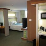  King Suite at the SpringHill Suites Flagstaff