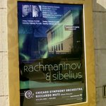                    Rachmaninov &amp; Sibelius concert