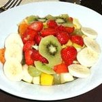  Fresh Fruit Salad for Breakfast