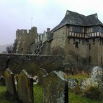 Stokesay Castle North Tower