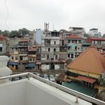                   View of Old Hanoi from Room Balcony
