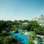 HRY-an oasis in the cultural city of Yogyakarta, designed after the world renowned Borobudur Tem