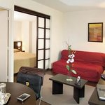  Park&amp;Suites Prestige Lyon Part Dieu - 1-bedroom Apartment