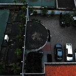 Ample parking space