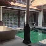  Pavilion pool villa