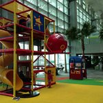 kidz time on first floor (very very big and fun!)