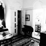                    Black n white of our suite