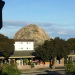                    Morro Bay monolith