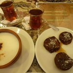 Delightful Turkish desserts for tea