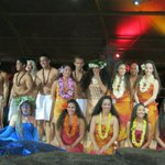 Performers at Luau Kalamaku