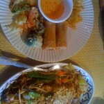  Appetizer &amp; Entree at Thai Phoon