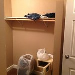 One Bedroom Closet