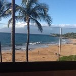 view from Makena Surf unit E303