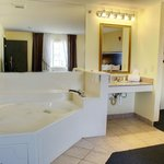  Honey Moon Suite Jacuzzi