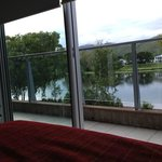                    bedroom view over river