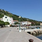                    Baska promenade