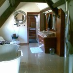                    Bathroom in the Grand Suite