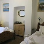  Ground floor family/double room en-suite