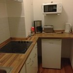 kitchenette (2-room apartment)