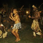  Zulu Dancers