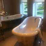 Beautiful bathroom - Wharfedale suite