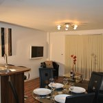  Open Plan Lounge/Dining/Kitchen
