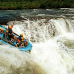  Rafting na cidade de Jaciara