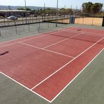  Pista de Tennis