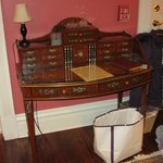                    Very nice old writing desk