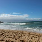 Paia beach - from the Paia Inn property