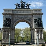 Soldiers' and Sailors' Memorial Arch