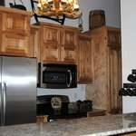 Moose Hollow's Newly Remodeled Kitchen