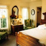  One of four Simple Pleasures rooms at Haan&#39;s 1830 Inn