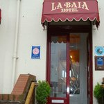  Entrance to La Baia
