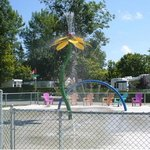  West side splash park