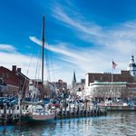 downtown Annapolis city docks