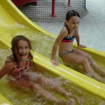 small water slides