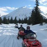 Glacier City Snowmobile Tours