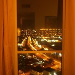                    citylights view from my room