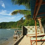 Photo de Taiyo Beach Cottages