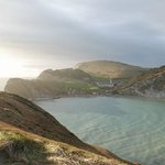 South West Coast Path- Lulworth Cove & The Fossil Forest Walk