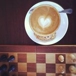 Coffee and Backgammon