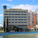                    AC Hotel Huelva from across the street