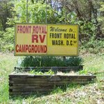 Front Royal RV Campground
