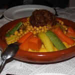                    Couscous de Khadija