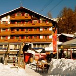 Waldesruh, Hotel